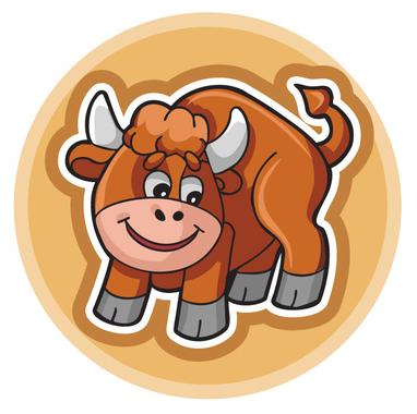 criança touro